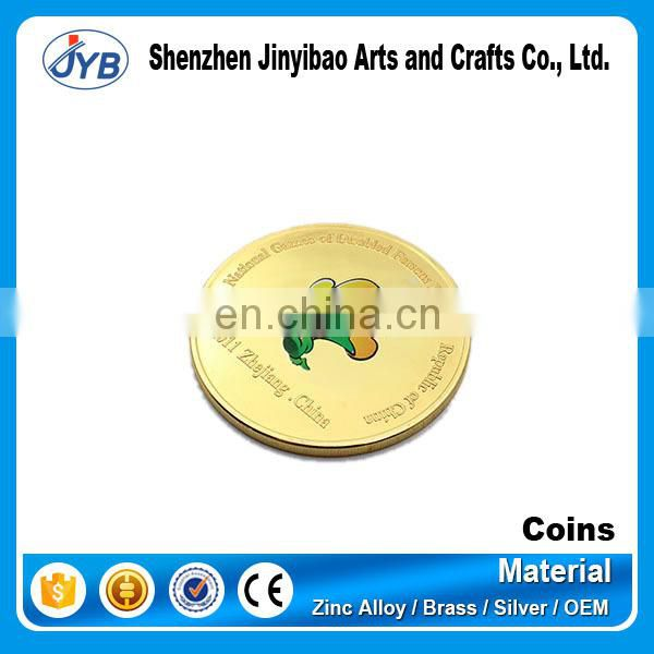 2015 newest cheap custom logo canada coin replica
