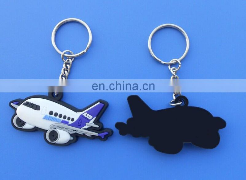 horse character animal souvenir decoration customized company promotional gifts soft PVC keychain
