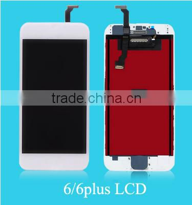 For iphone 6s lcd screen digitizer assembly with low price