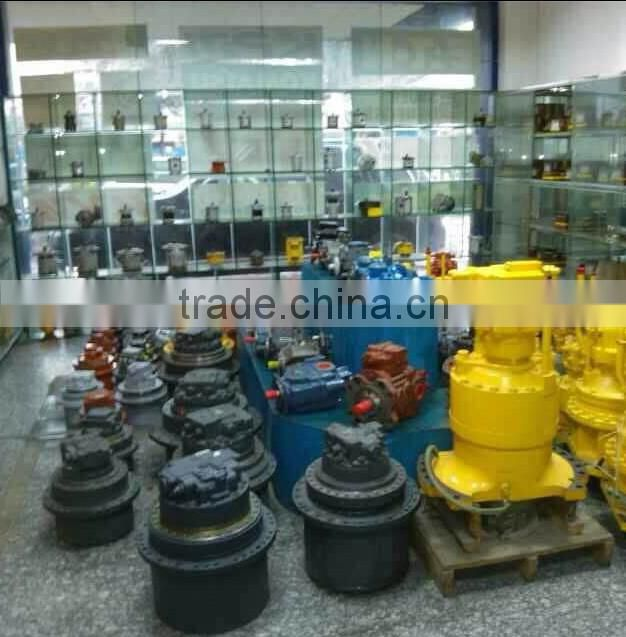 PC200-6,PC210-6,PC230-6 Final drive,travel motor,708-8F-00110,708-8F