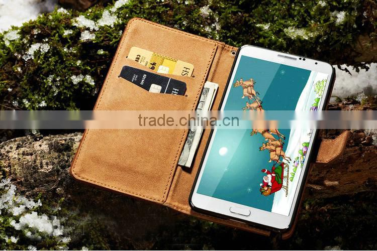 Flip Wallet Soft Touch custom case for lg stylo ls770 phone case