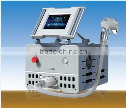 Best IPL SHR 808nm diode laser hair removal laser Painless machine ice 1