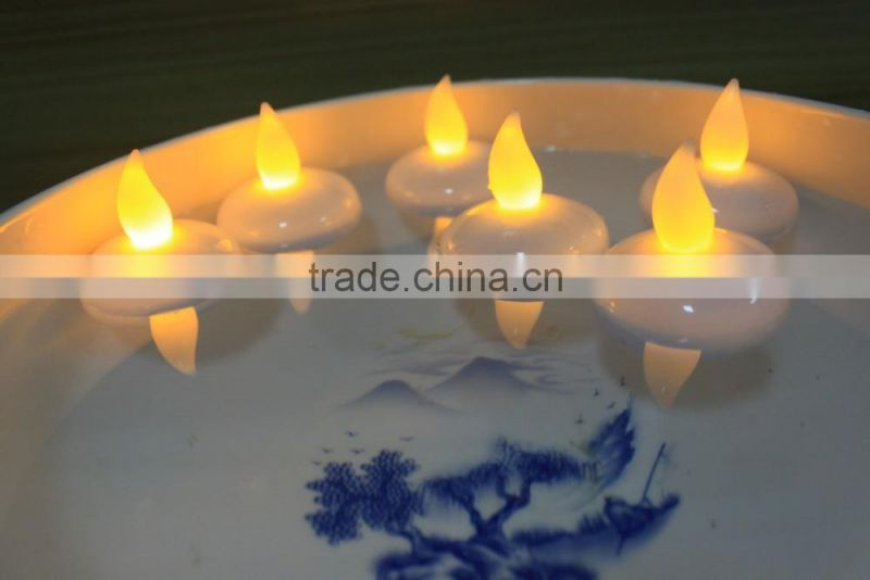 led flameless candles led floating tealight led flickering floating tealight