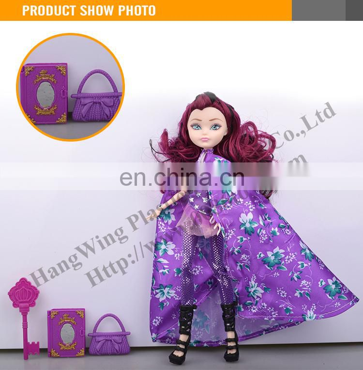 Hot Selling 11.5 '' Fashion Dressing Beauty Girl Dolls Play Set