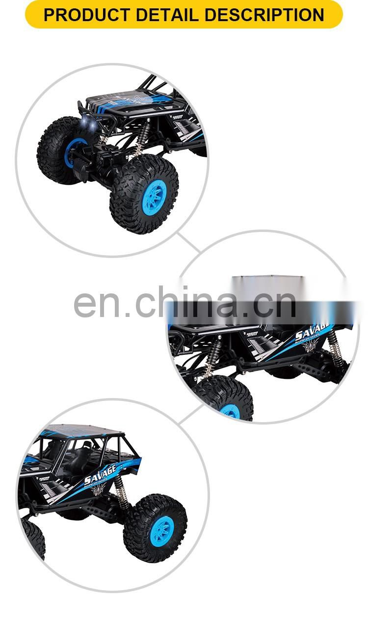 1:10 new designed 4chanel rc stunt car for children