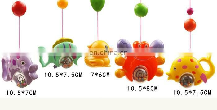 Wind up music toys baby musical hanging toys