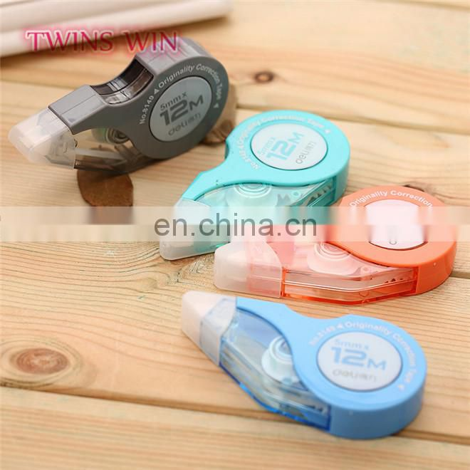 School supplies novelty stationery accessory Online shopping Student New style colorful decorative correction tape