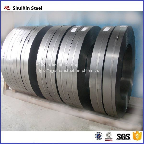 DX51D 1.2*110mm Cold Rolled Galvanized Steel Strip / Steel Band Image