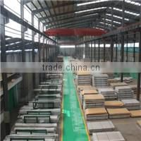 Moderate intensity aluminum plate 5083-H111 thickness 1mm of price