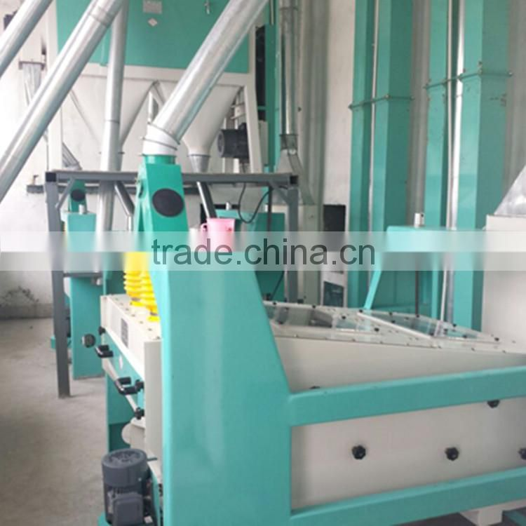 High Performance sorting machinery for corn