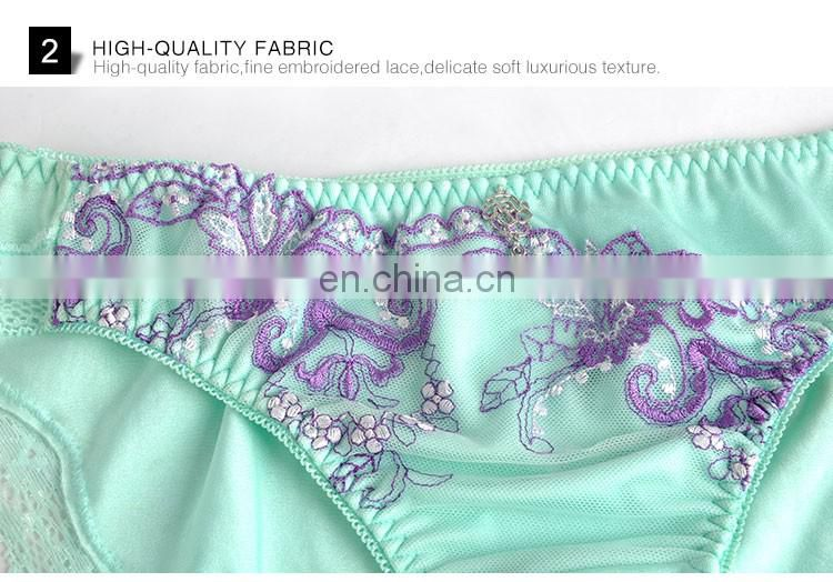 Arab Girl OEM Custom Made Satin Sexy Lingerie Underwear