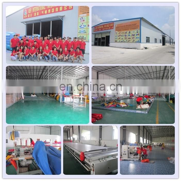 Used playground inflatable asmusement park min animal inflatable Park forkids commercial inflatable par for sale