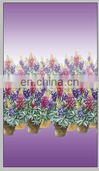 whole sale digital printing curtain fabric small qty ok for living room