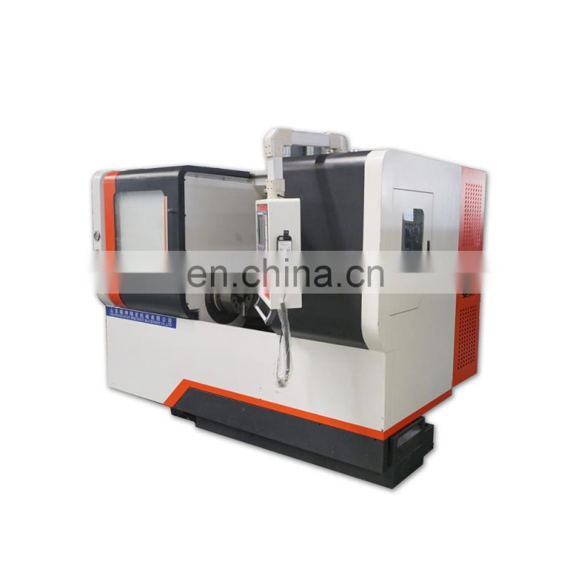 CK50L Precision GSK FANUC Cnc Lathe Machine for Sale Image