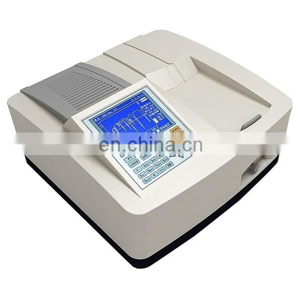 EU-2800RS Split Beam UV VIS Spectrophotometer uv vis spectrometer