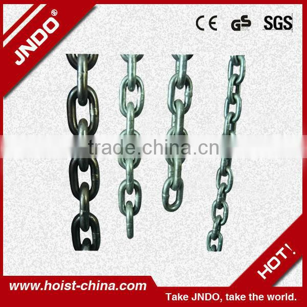 China manufacturers G80 Lifting Chain gold chains