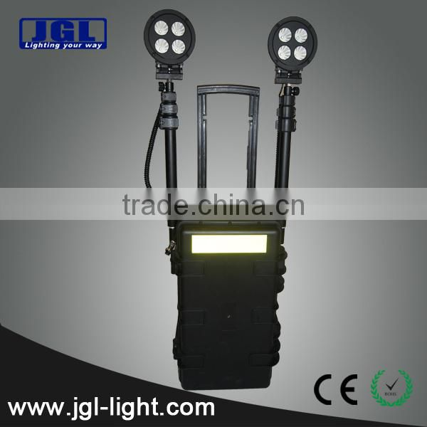 disaster rescue equipment cree 80w rechargeable emergency light