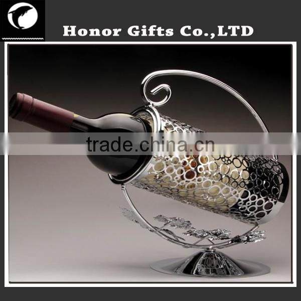 Eco Friendly Decorative Wholesale Wine Rack