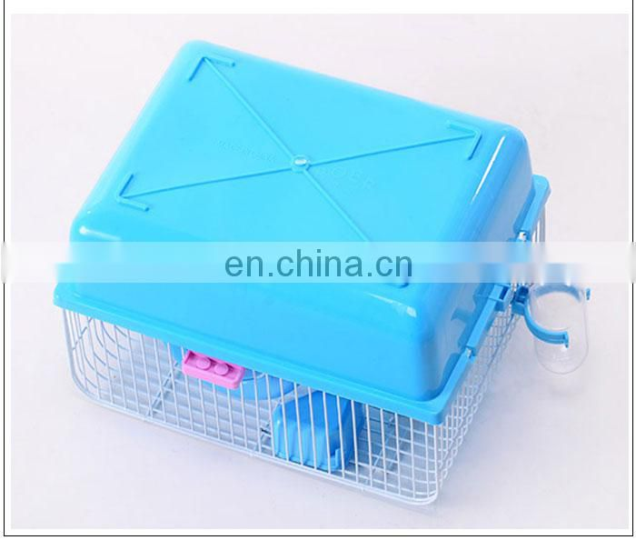 High quality luxury hamster cage animals transparent view larger plastic house acrylic cheap pet cage