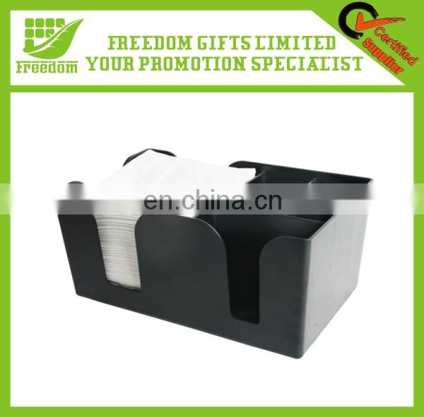 Logo Customized Bar Caddy Bar Napkin Holder