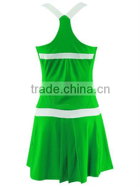 latest comfortable tennis uniform design wholesale jersey