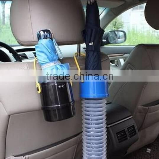 Car Telescopic Umbrella holder / Collapsible Umbrella hanger / car umbrella storage