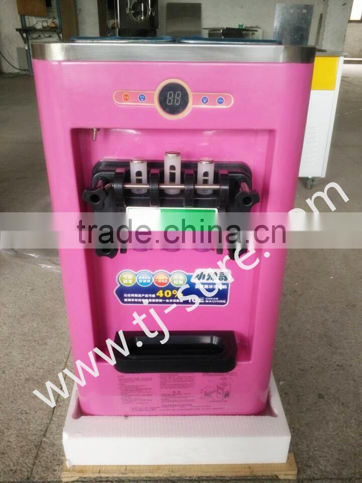 Stainless steel body ice cream bar ice lolly making machine for commercial