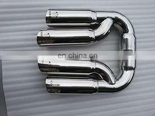 China Factory Wholesale Universal Muffler Tips