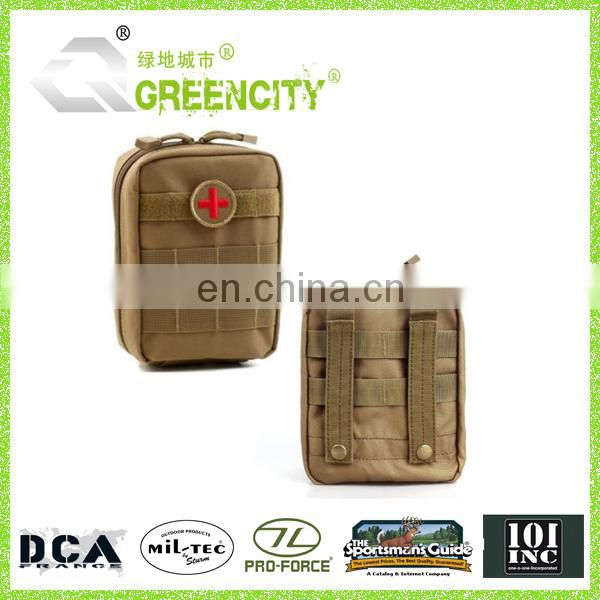 Tactical Molle Medical First Aid Utility Pouch