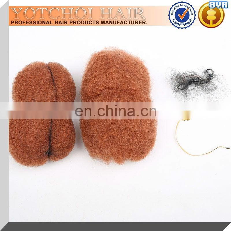 5A grade new afro kinky human hair for braid