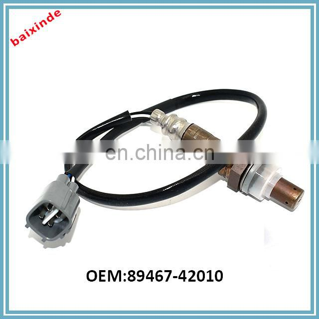 Baixinde brand For 2001 2002 2003 RAV4 Air Fuel Ratio Oxygen Sensor of Auto Parts O2 OEM 89467-41010 5 Wire Oxygen Sensor