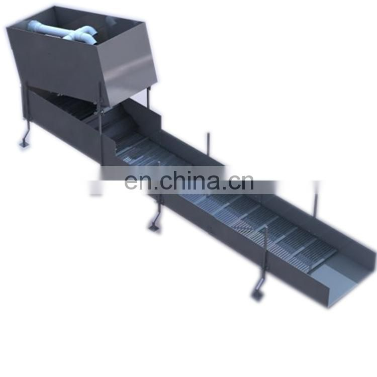 2018 hot sale made in China sluice boxand highbanker grizzlysluice boxfor sale