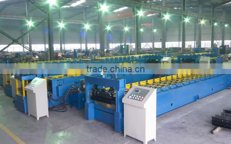 best quality metal sheet roll former