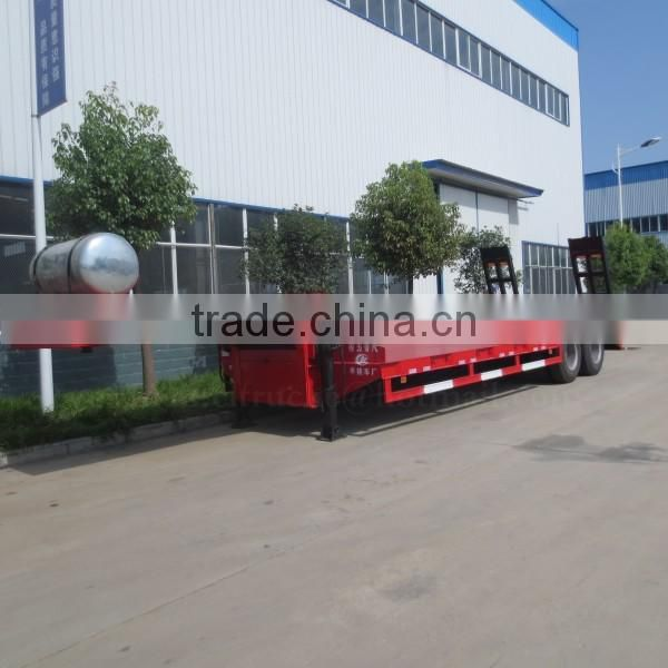 CLW 2 Axle 40 ton Low Flatbed Trailer