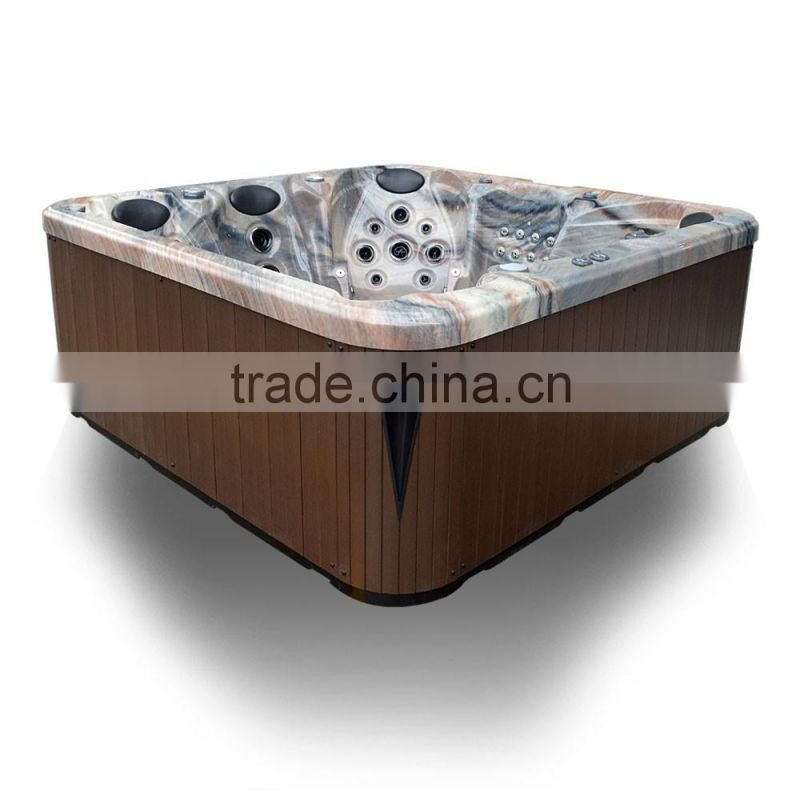 hot sale low price freestanding outdoor spa tubs