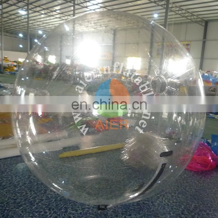 Cheap transparent water ball / inflatable water walking ball for kids and adult