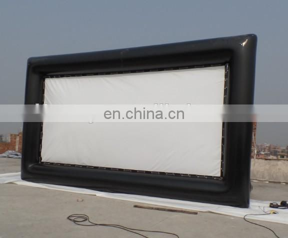IFUN35 inflatable projection screen