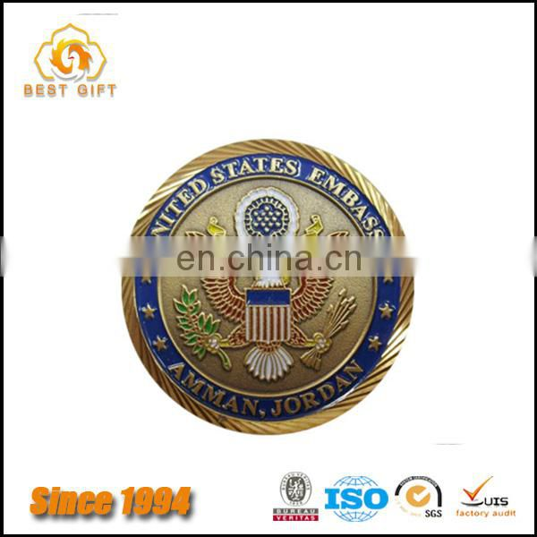 Custom High Quality Manufacturer Craft Gift Commemorative Coin