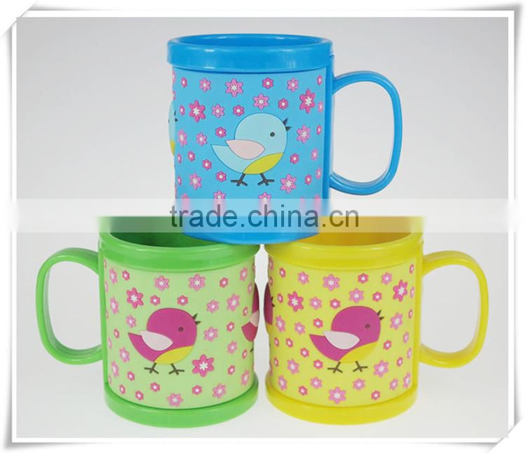 pvc mugs for mother's day/wedding gift/back to school pencil holder