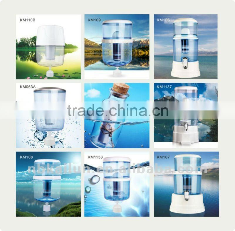 water purifier without electricity/Micro Porous Ceramic Filter/family use water purifier filter KM1137