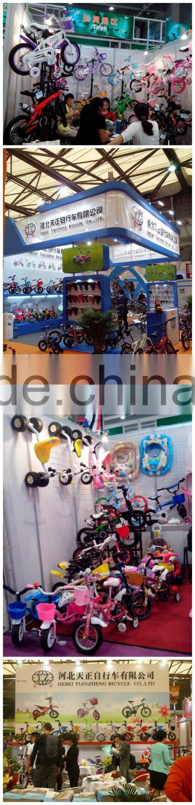popular design bmx children bike with training wheels hot sale kids bicycle for boys and girls outdoor toys