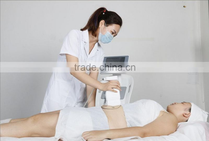 WS-08 LipoSonix machine hifu for wrinkle removal system