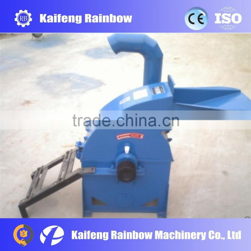 Good quality automatic grass crusher machine hammer mill machine in factory directly price