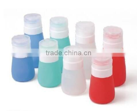 food grade silicone bottle kit