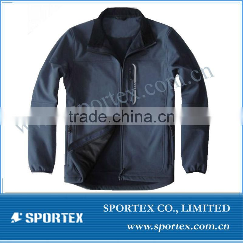 SPT-GS1316 wholesale softshell jacket, athletic mens softshell jacket, mens softshell jacket
