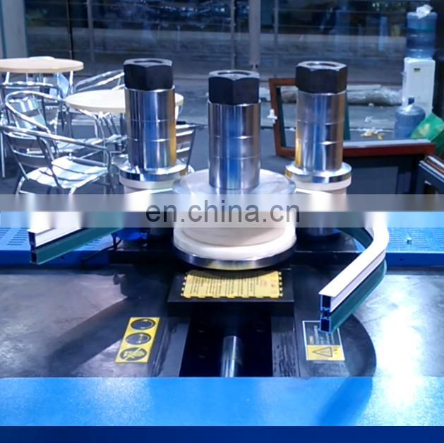 Automatic bending machine for thermal break aluminium profile and tube for window and door