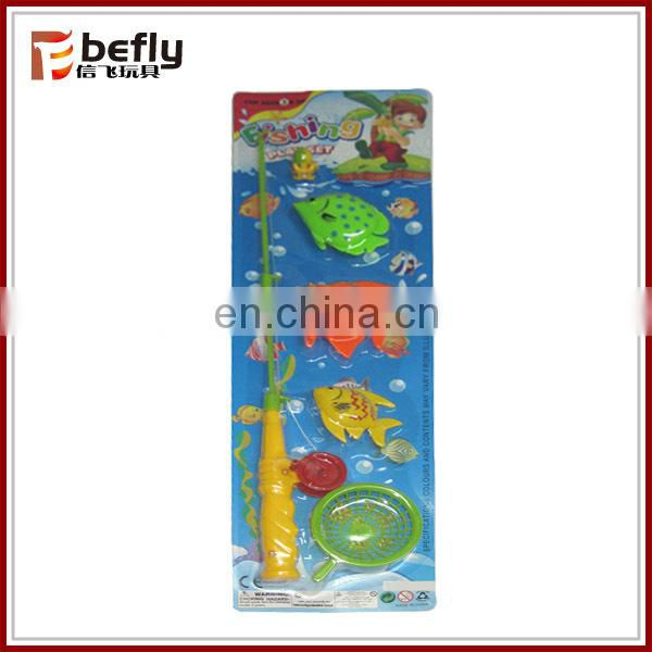Kids magnetic fishing game toy set