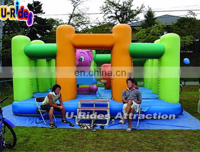 back yard commercial inflatable bouncer