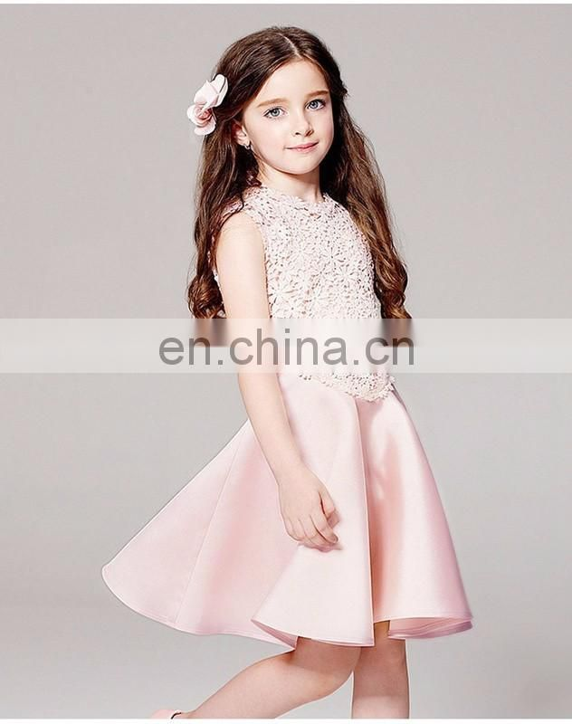 girls pink Jacket Style Dress