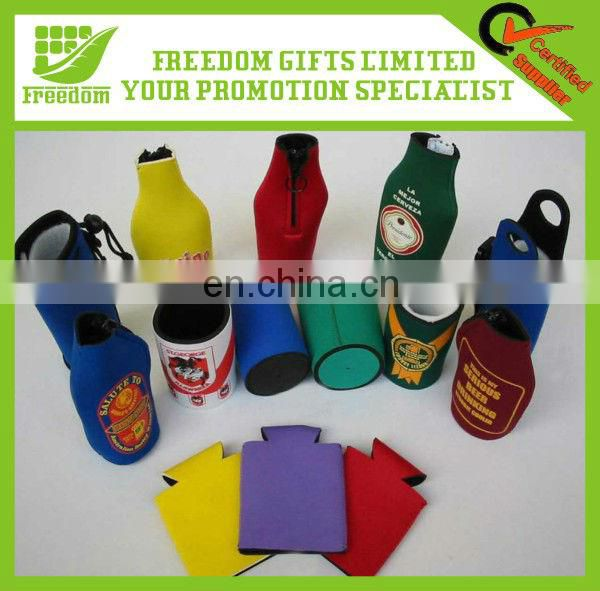 Promotional Gift Cheap Neoprene Can Holder